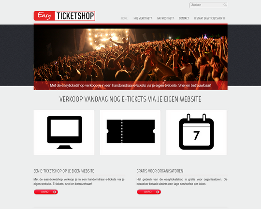 Easy Ticketshop Logo